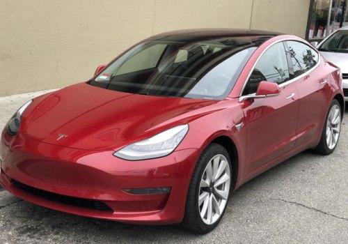टेस्लाद्धारा इलेक्ट्रिक कार 'मोडल ३' को चीनमा अर्डर लिन शुरु