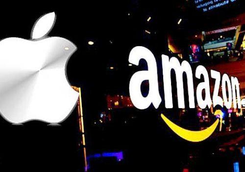 एप्पलका आइफोन, आइप्याडसहितका उत्पादनहरु अब अमेजनको वेबसाइटमार्फत बिक्री गर्ने