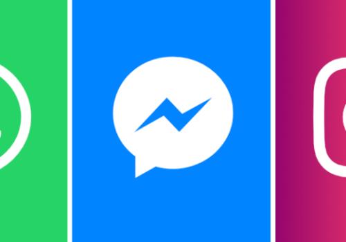 इन्स्टाग्राम, ह्वाट्सएप र फेसबुकको म्यासेन्जर एक आपसमा जोडिँदै