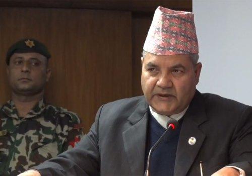 नेपाली कांग्रेसद्धारा संचार मन्त्री बाँस्कोटालाई तत्काल बर्खास्त गर्न माग