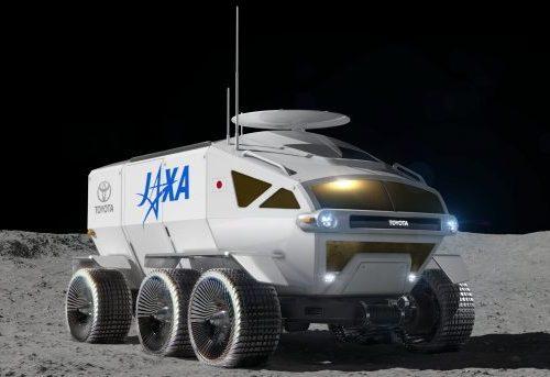 यस्तो छ टोयोटाले चन्द्रमामा गुडाउने गाडि, फ्यूलसेल टेक्नोलोजीबाट चल्ने