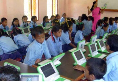 ई-पाटी ल्यापटप कार्यक्रम: शिक्षक र विद्यार्थीको बढ्दो आकर्षण