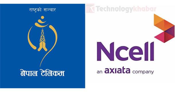 सक्रिय मोबाइल सेवाग्राहीमा एनसेल अगाडी, नेपाल टेलिकमको भन्दा २० प्रतिशत धेरै प्रयोगकर्ता