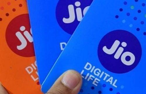 भारतीय टेलिकम अपरेटर जियोले भारतीय ग्राहकहरुलाई निशुल्क दोब्बर डाटा दिने