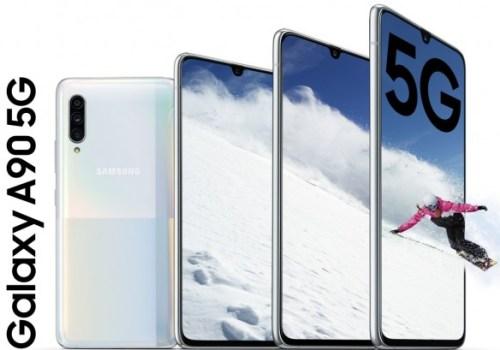 सामसंगको मिड रेन्ज स्मार्टफोन 'ग्यालेक्सी ए९० फाइभजी' सार्वजनिक, ४८ मेगापिक्सेलको मुख्य क्यामरा