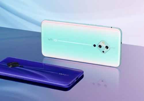 स्मार्टफोन मेकर भीभोको नयाँ स्मार्टफोन भीभो एस५ लन्च, डाइमण्ड सेपमा क्वाड रियर क्यामरा