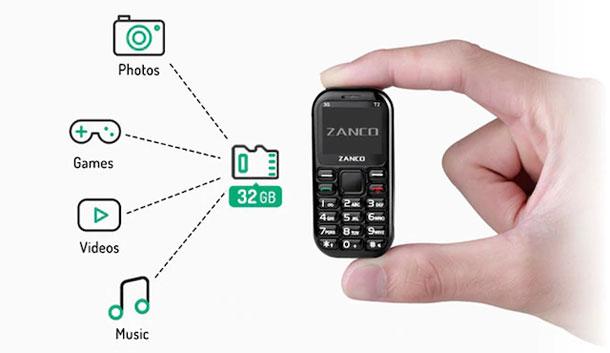 विश्वको सबैभन्दा सानो ३जी फीचर फोन यस्तो छ, बजार मूल्य साढे १४ हजार डलर पर्ने
