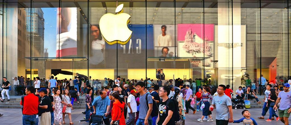 एप्पलले चीनमा रहेका आफ्ना सम्पूर्ण कार्यालय र स्टोरहरु बन्द गर्यो, कोरोना भाइरसको डर