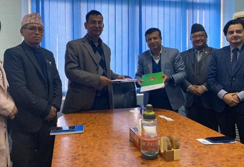 नेपाल टेलिकमको मोबाइल रिचार्ज वा ब्यालेन्स टपअप नबिल बैंकको भिषा तथा मास्टरकार्डबाट हुने