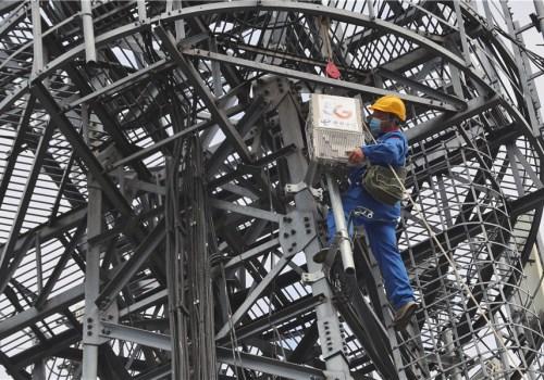 चीनका टेलिकम क्यारियरहरुले ५जी बेस स्टेशन निर्माणलाई तिब्रगतिमा अगाडि बढाउने