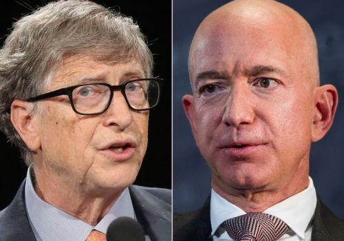 अमेजनका संस्थापक जेफ विश्वकै धनी हुँदा माइक्रोसफ्टका गेट्स दोस्रो, फेसबुकका मार्क भने ७ औं भए