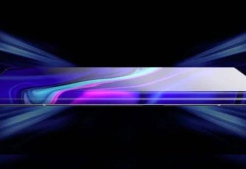 भीभोको कन्सेप्ट फोन भीभो एपेक्स २०२०, इन डिस्प्ले क्यामरा, १२ जीबी र्याम र अल्ट्रा कर्व्ड डिस्प्ले