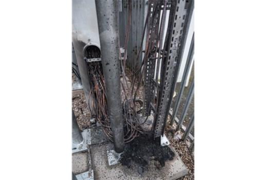 ५जी नेटवर्कले कोभिड-१९ फैलाउने भ्रमका कारण बेलायतमा ५जी मोबाइलको टावरमा आगजनी