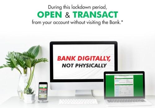 नबिल बैंकमा अनलाईनमार्फत निशुल्क खाता खोल्न सकिने र सिमित कारोबार गर्ने सुबिधा