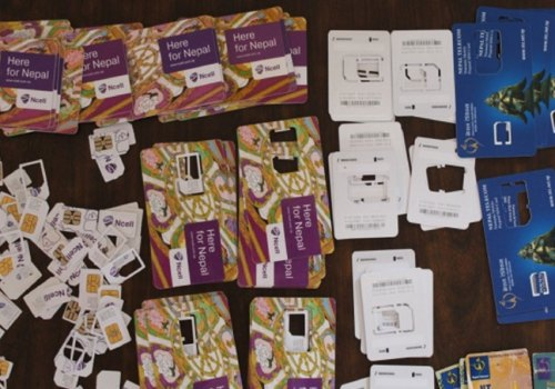 सिम कार्ड र मेमोरी कार्डमा ५ प्रतिशत अन्तशुल्क कर, हेडफोन र ईयरफोनमा १० प्रतिशत लिईने