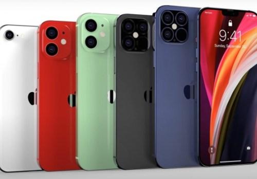 आईफोन १२ सिरिज- पावरफुल ब्याट्री, नयाँ डिजाईन, सुधारिएको क्यामरा र फेस आईडी