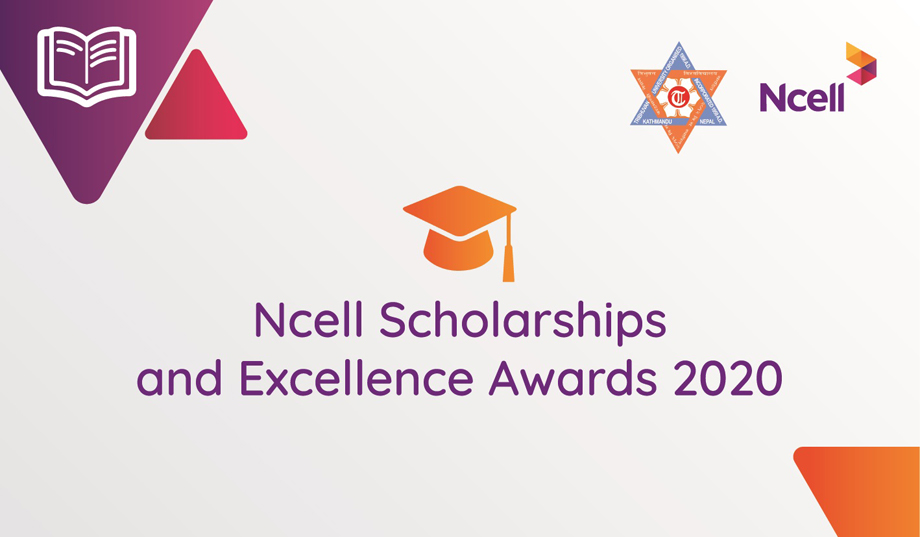 Ncell hands over Ncell Scholarships and Excellence Awards 2020 to IoE students