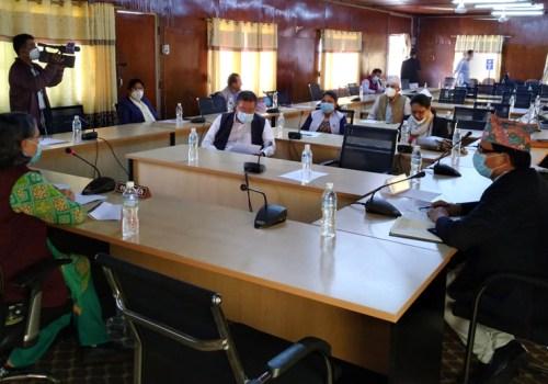 क्लिन फिडः विदेशी च्यानलमा नेपाली विज्ञापन राख्न नदिने नीति बनाउन विकास समितिको निर्देशन