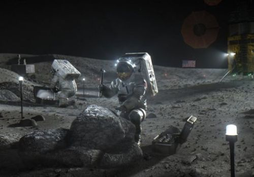 चन्द्रमामा सन् २०२४ सम्ममा अन्तरिक्ष यात्रीहरु पठाउने नासाको योजना