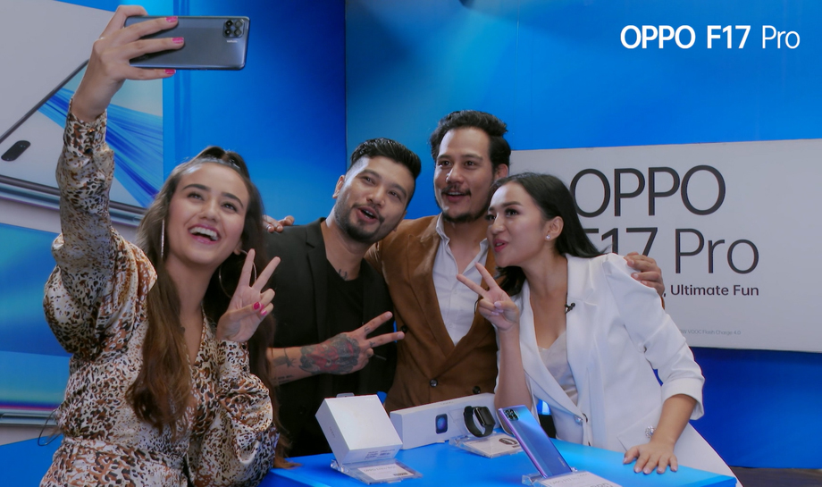 OPPO F17 Pro is in Nepal now: AI-powered Portrait Photography, Ultra-Sleek Design