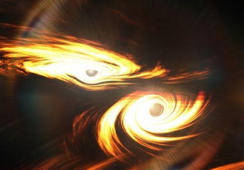 दुई वटा ब्ल्याक होल ठोक्किएको शक्तिशाली तरंग ७ अर्ब वर्षपछि पृथ्वीमा