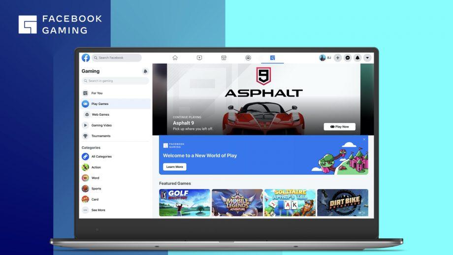 फेसबुकको क्लाउडमा आधारित गेमहरु एन्ड्रोइड र वेबको लागि बीटा भर्सनमा उपलब्ध