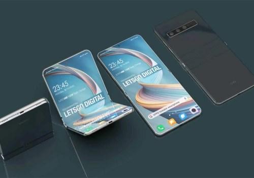 ओपो पनि फोल्डेबल स्मार्टफोनको दौडमा सामेल, अरु भन्दा फरक डिजाइनमा ल्याउँदै