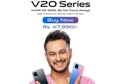 Vivo launches V20 in Nepal, Bringing Industry-Leading Front Camera Capabilities