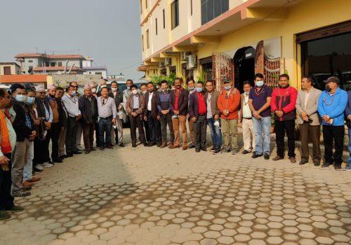 सुदूरपश्चिमबाट ३ दर्जन जिल्लाबाट महासंघको वरिष्ठ उपाध्यक्षमा ढकाल प्यानललाई साथ