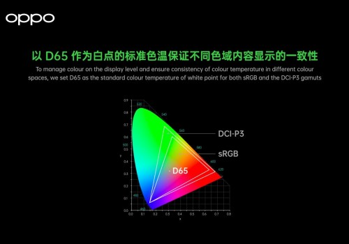 OPPO Unveils Full-path Color Management System