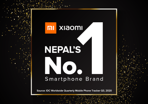 Xiaomi bounces back to first position in the smartphone market in Nepal