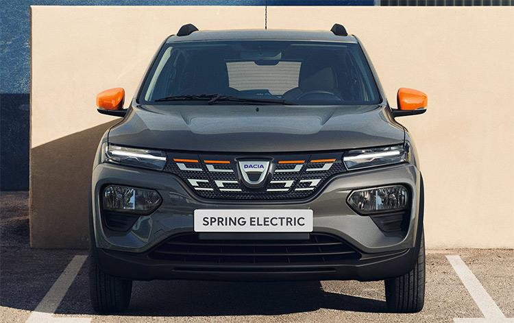 रेनोको इलेक्ट्रीक कार 'डासिया' सार्वजनिक, १२५ किलोमिटर प्रतिघन्टाको गतिमा कुद्ने