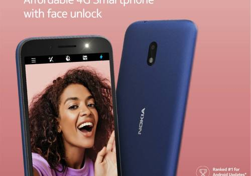 Introducing Nokia C1 Plus – affordable 4G smartphone with Face Unlock
