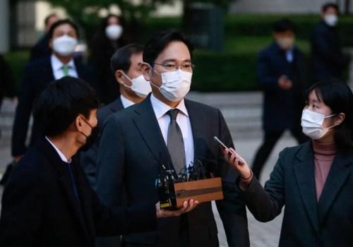 सामसङ इलेक्ट्रोनिक्सका उपाध्यक्ष जे वाई लीलाई ९ वर्षको जेल सजाय
