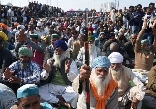 किसान आन्दोलनको असर: भारतको राजधानी दिल्लीमा मोबाइल इन्टरनेट सेवा काटियो
