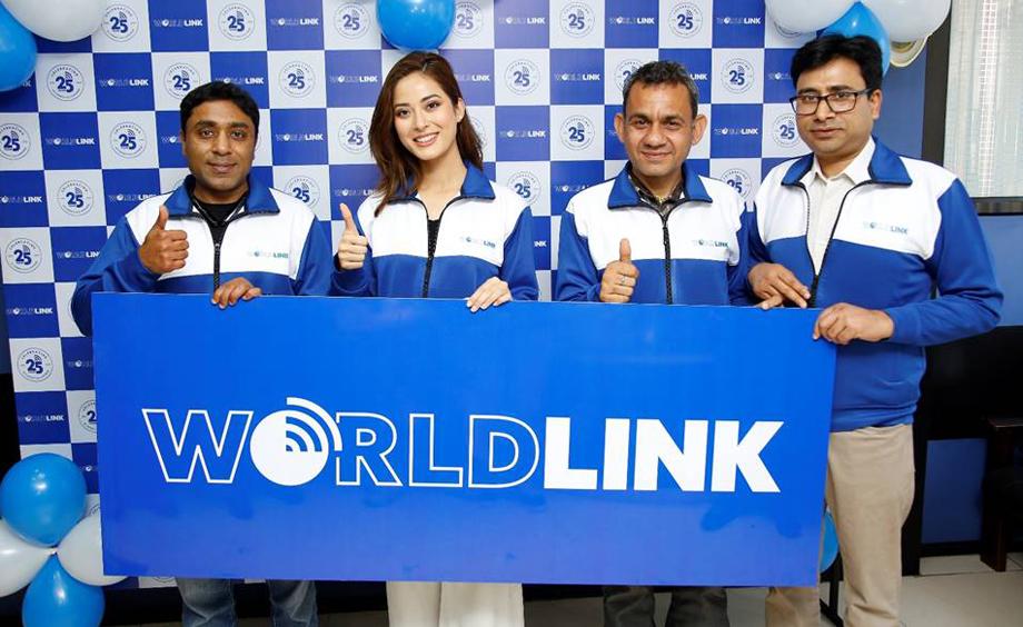 WorldLink Communications appoints Shrinkhala Khatiwada as a Brand Ambassador