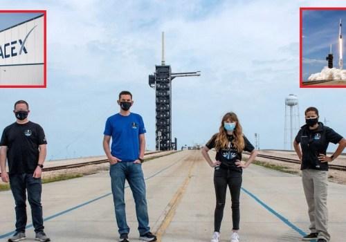 स्पेसएक्सको ऐतिहासिक अन्तरिक्षयात्राका लागि ४ सर्वसाधारणको टुंगो, को को परे?