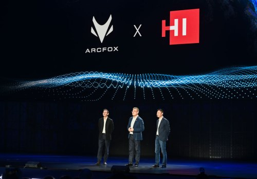 Huawei Launches a Full Set of Intelligent Vehicle Components for OEMs
