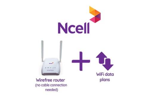 के हो एनसेलको वायरफ्री प्लस होम इन्टरनेट? शुल्क कति लाग्छ?