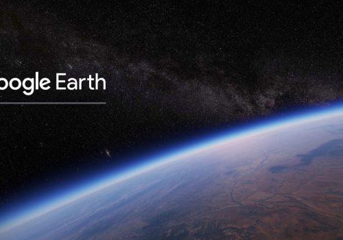 गुगल अर्थले हाम्रो ग्रह ३७ बर्षमा कति परिवर्तन भयो भनेर देखाउने
