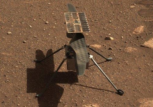 मंगल ग्रहमा रहेको ड्रोन हेलिकप्टर इन्जेनुइटीको पहिलो उडान अप्रिल १४ मा मात्र हुने
