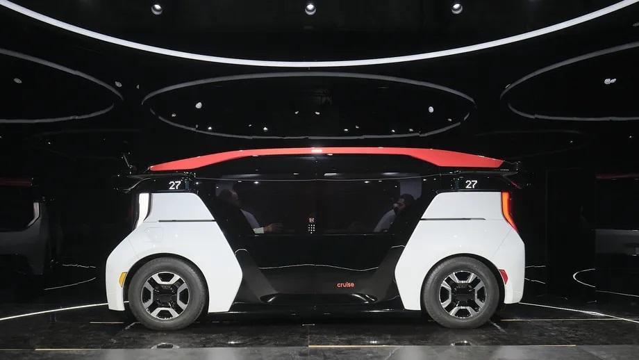 क्रुजले दुबईमा स्वचालित रोबोट्याक्सी सेवा शुरु गर्ने