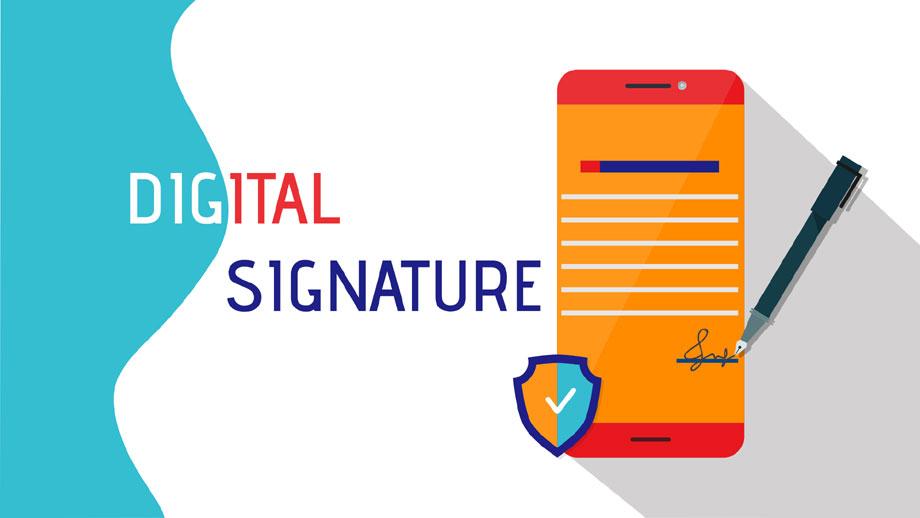 चार सरकारी निकायहरुमा विद्युतीय हस्ताक्षरको सार्वजनिक पूर्वाधार तयार