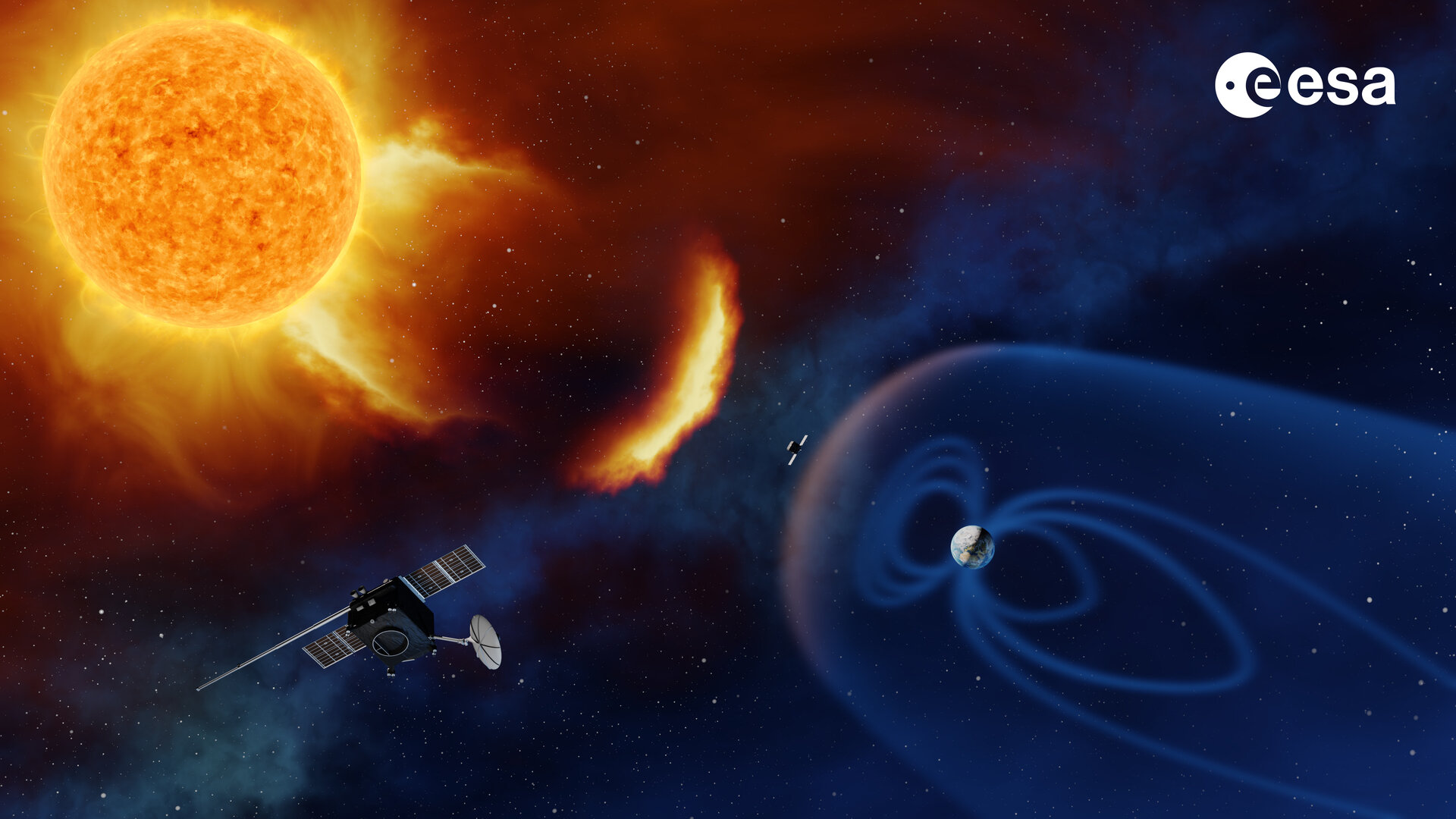 युरोपेली अन्तरिक्ष एजेन्सीको नयाँ स्पेसक्राफ्टको लागि नाम दिनुहोस् र पुरस्कार जित्नुहोस्