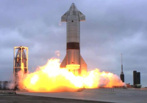स्पेसएक्सको नयाँ स्टारशिप प्रोटोटाइप एसएन१५ को सफल परीक्षण