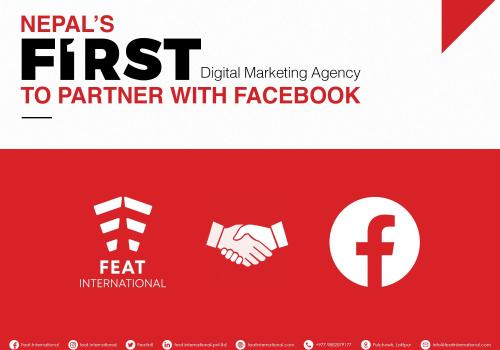 Feat International becomes Nepal's first digital marketing agency to partner with Facebook
