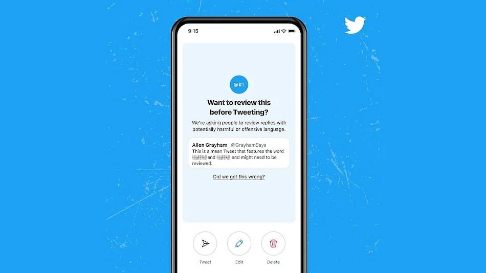 ट्विटरले प्रयोगकर्ताहरूलाई भन्यो- ट्वीटको जवाफ दिनुभन्दा पहिले दुई पटक सोच्नुस्
