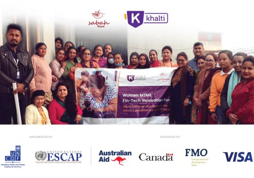 Khalti's contribution in digitizing and empowering Women-led Businesses