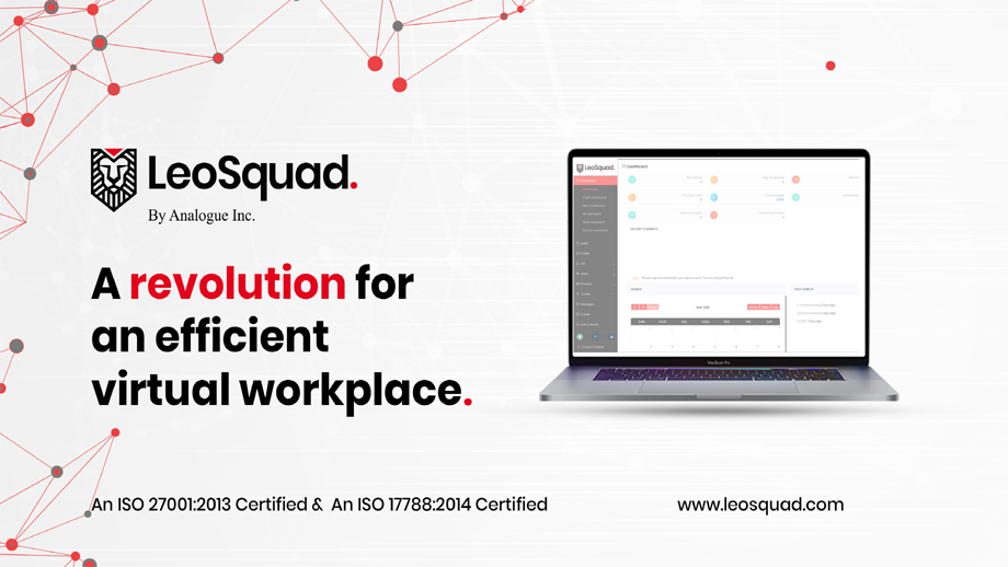 LeoSqaud: A revolution for an efficient virtual workplace.