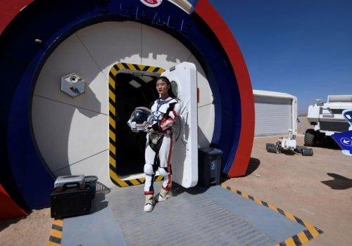 अर्को साता अन्तरिक्ष केन्द्रमा पठाइने यात्रीका लागि चीनको तयारी, तीन अन्तरिक्ष यात्री जाँदै